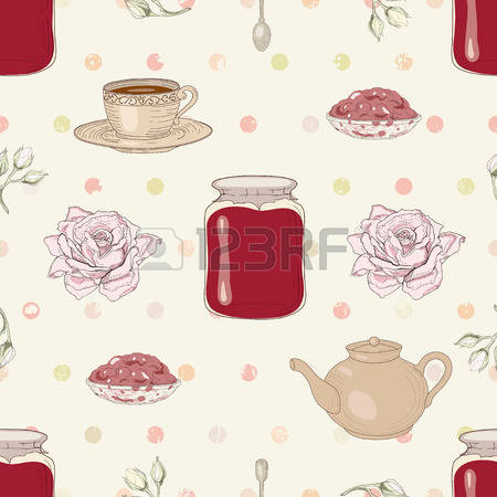 94 Table Jelly Stock Vector Illustration And Royalty Free Table.