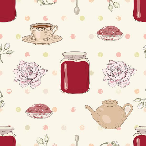 Rose Hip Jam Clip Art, Vector Images & Illustrations.