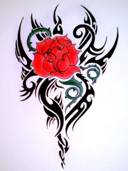 Rose Of Jericho Tattoo Rose Of Jericho Tattoo.