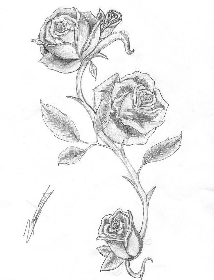 25+ best ideas about Thorn Tattoo on Pinterest.