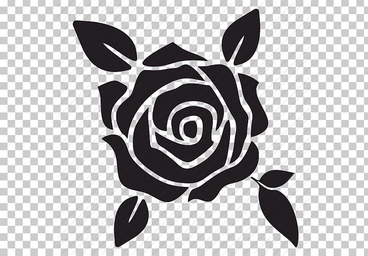 Black Rose Silhouette PNG, Clipart, Art, Black, Black And.