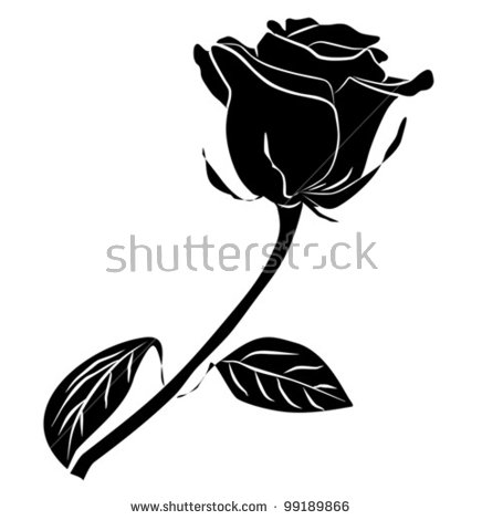 Roses silhouettes free vector download (6,514 Free vector) for.