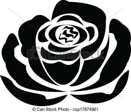 Rose silhouette Vector Clipart EPS Images. 13,102 Rose silhouette.