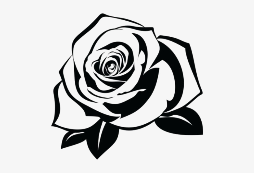 Rose Tattoo Png Pic.