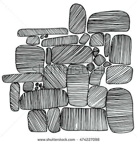 Rock Stone Stock Images, Royalty.