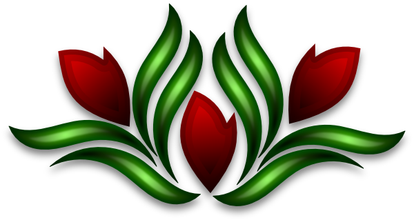 Rosebuds Clip Art at Clker.com.