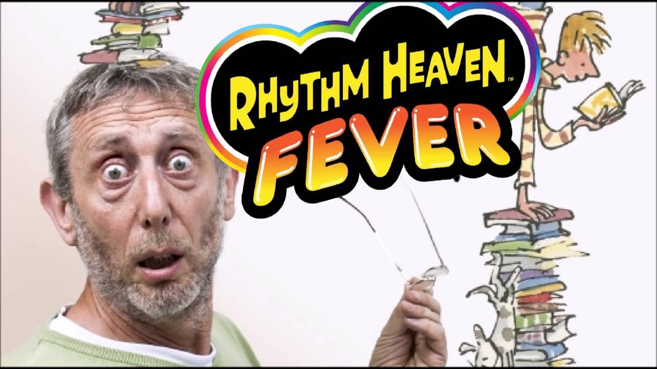 Rhythm Heaven Fever Board Meeting (feat Michael Rosen).