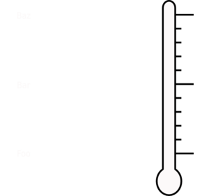 Thermometer Blank Clip Art at Clker.com.