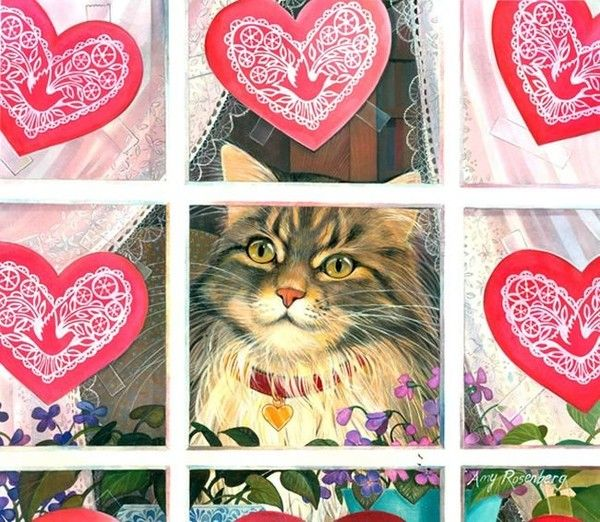 1000+ images about Amy Rosenberg. Cats. on Pinterest.