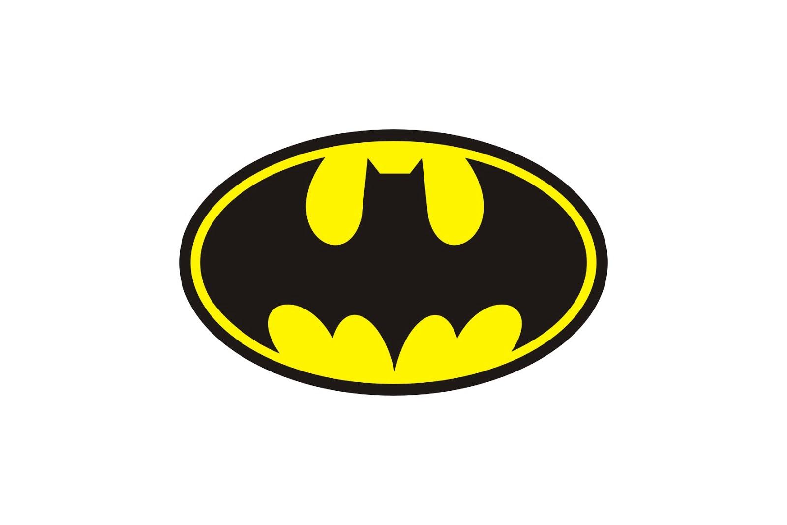 Batman Logo Vector.