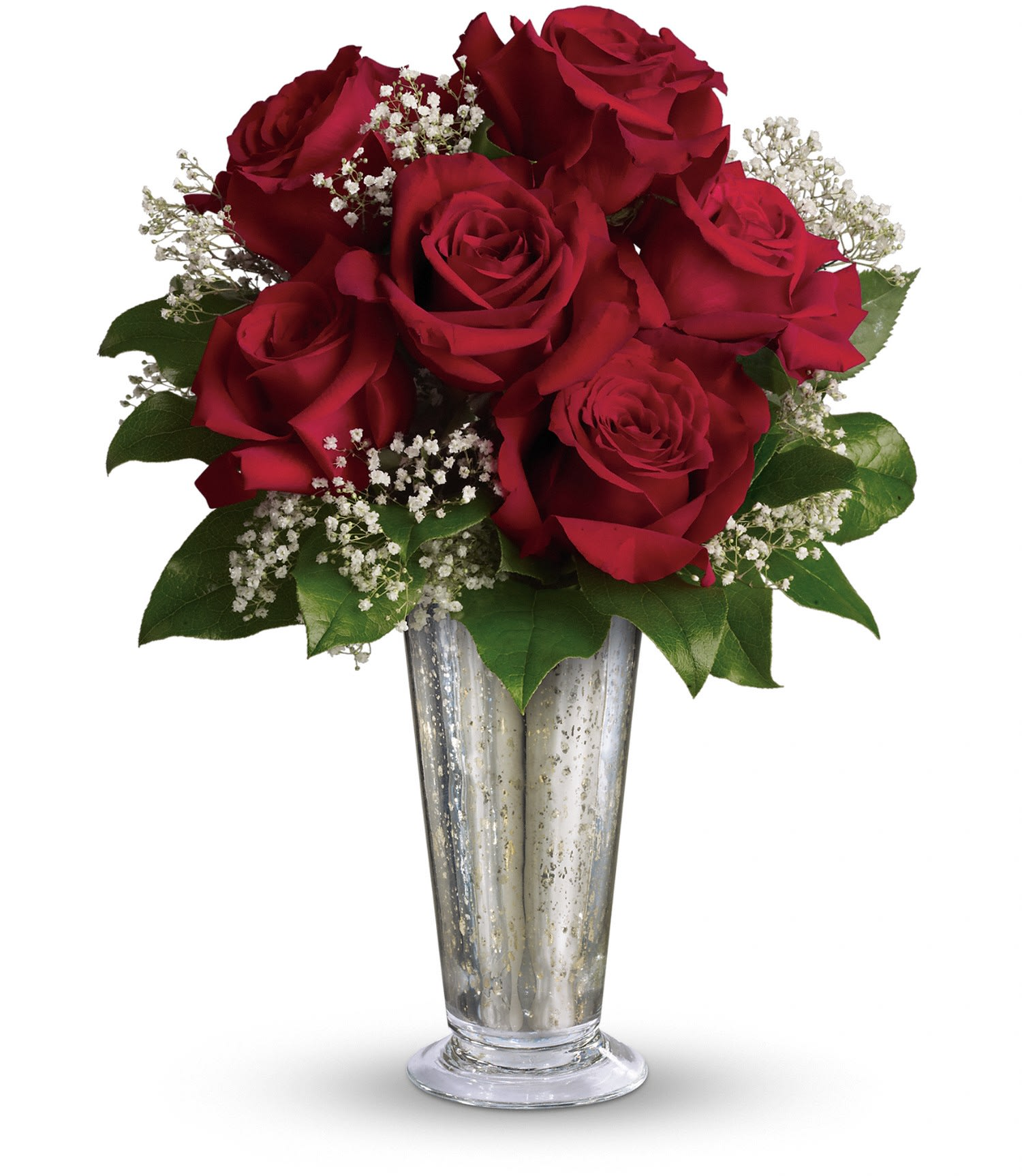 Teleflora\'s Kiss of the Rose in Bath, ME.