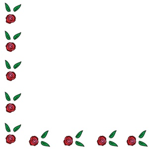 Roses Clipart Image.