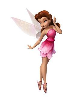Disney Fairies Rosetta Clipart.