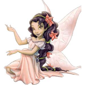 Disney Fairies Clipart page 2.