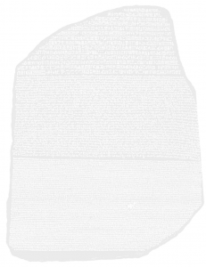 Rosetta Stone Clip Art Download.