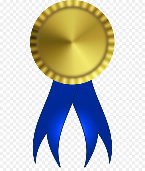 Ribbon Rosette Award Clip art.