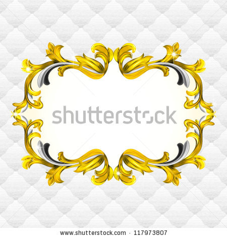 Classy Frame Stock Images, Royalty.
