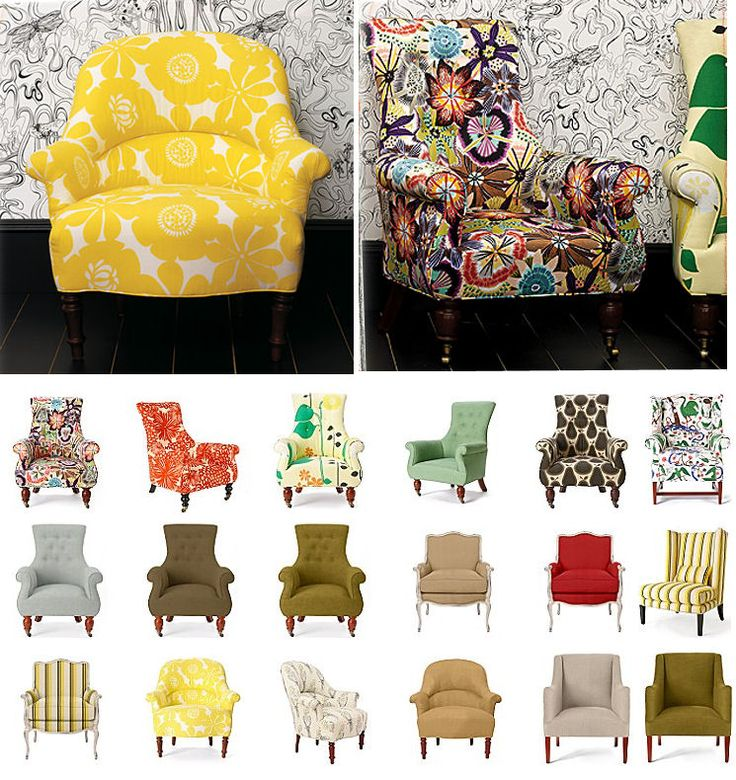 1000+ images about Upholstered chairs on Pinterest.