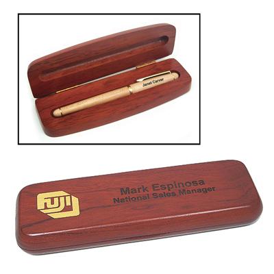 038 Rosewood Pen & Box $14.99.