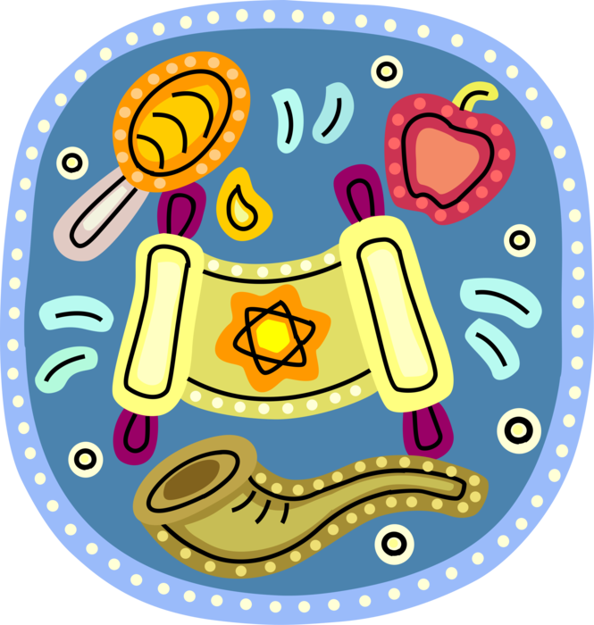 Rosh hashanah clipart clipart images gallery for free.