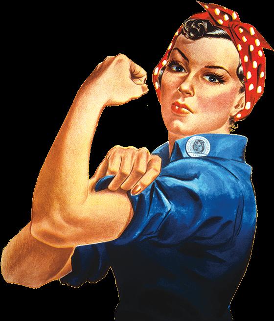 Download Rosie The Riveter Jpg.