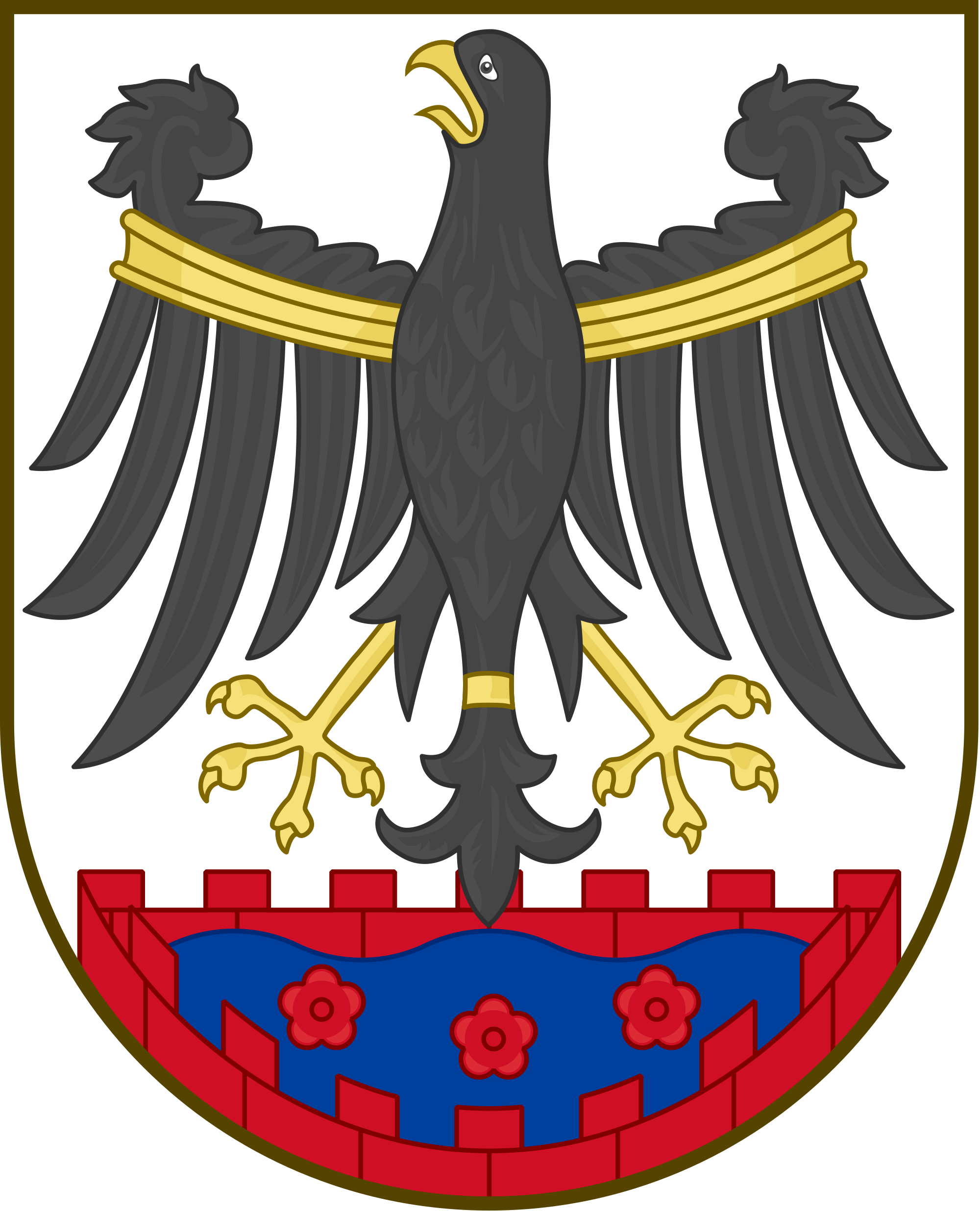 File:Coat of arms of Roskilde.svg.