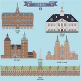 Roskilde Stock Illustrations.