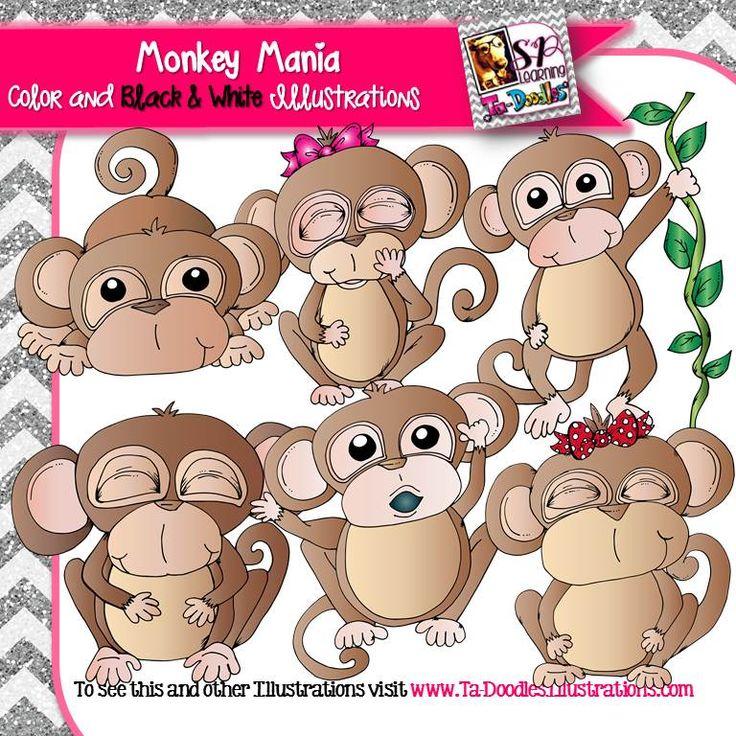 1000+ images about Doodling Monkeys on Pinterest.