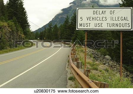 Stock Image of North Cascades, WA, Washington, Okanogan National.