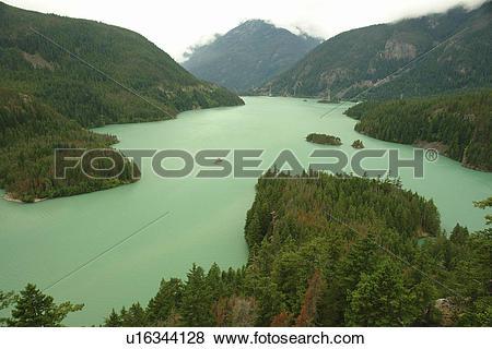 Pictures of North Cascades, WA, Washington, Okanogan National.