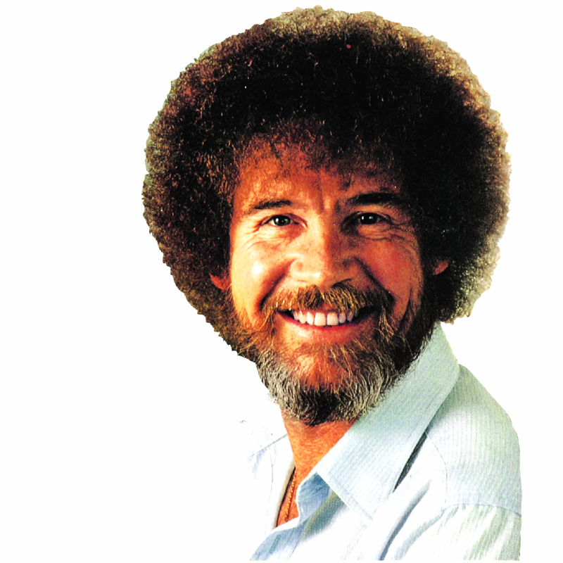 Bob Ross Png , (+) Pictures.