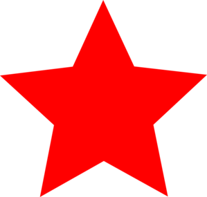 Star Clip Art at Clker.com.