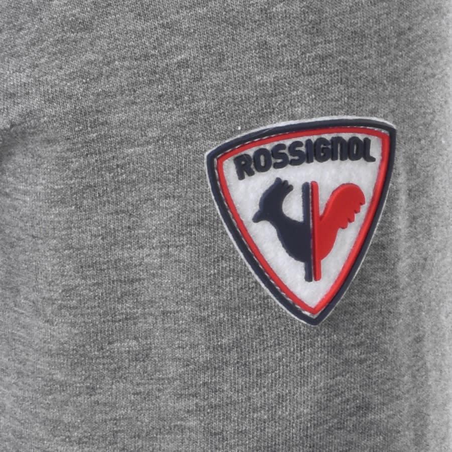 Rossignol Logo Hoodie Grey.