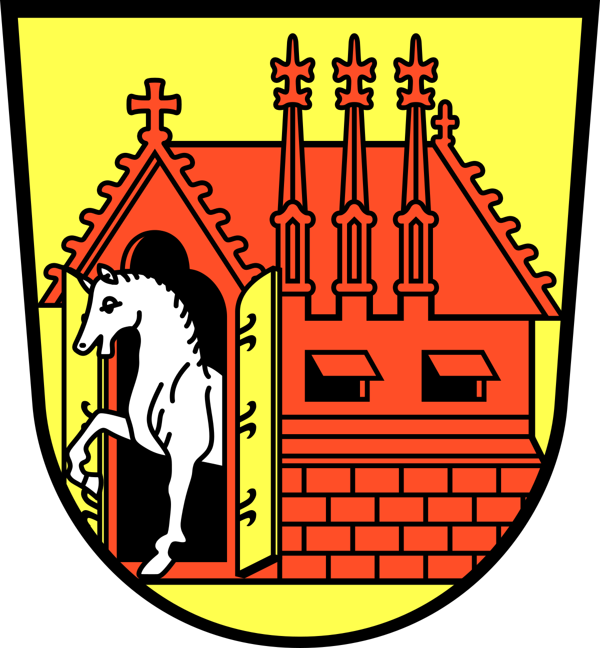 Liste der Baudenkmäler in Roßtal.