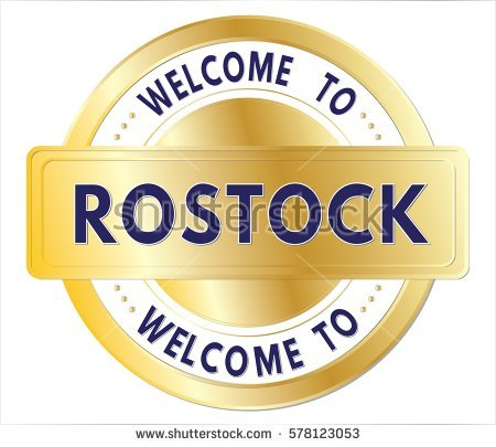 Rostock Stock Photos, Royalty.