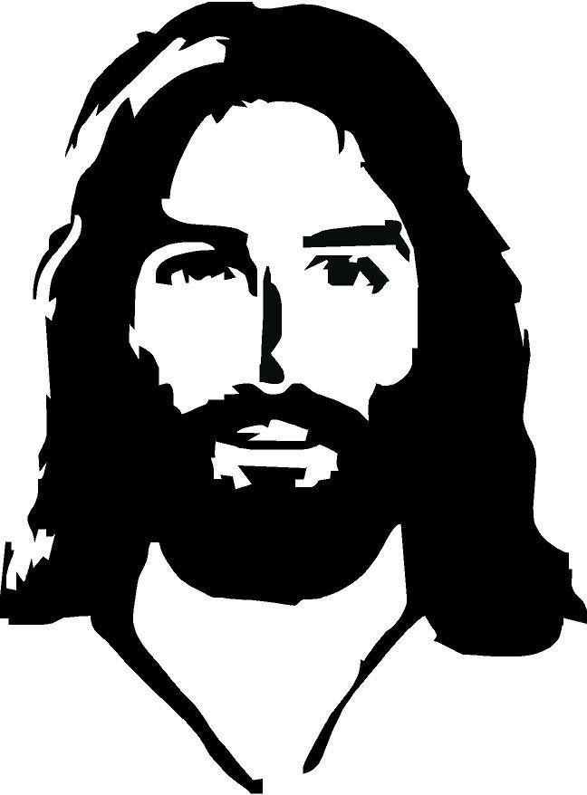 12527 Jesus free clipart.