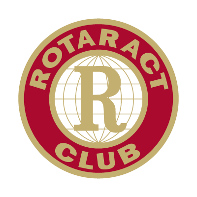 Rotaract Club (.EPS) vector logo free.