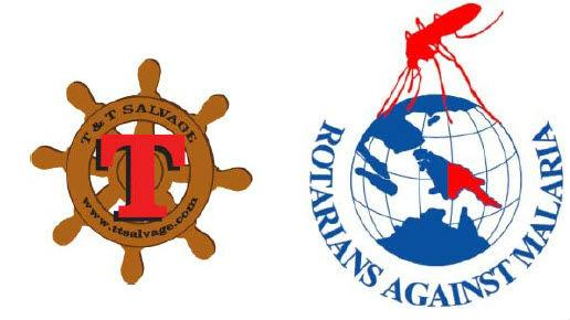 Rotary Club Award for T&T Salvage.