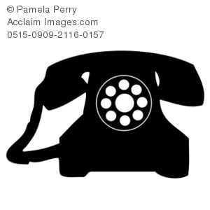 Rotary Telephone Royalty.