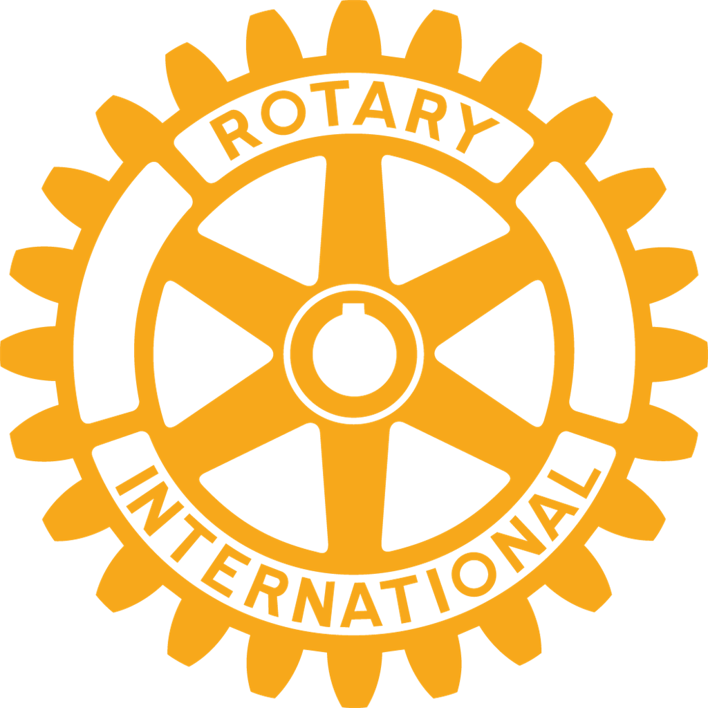 Rotary International Logo Clip Art.