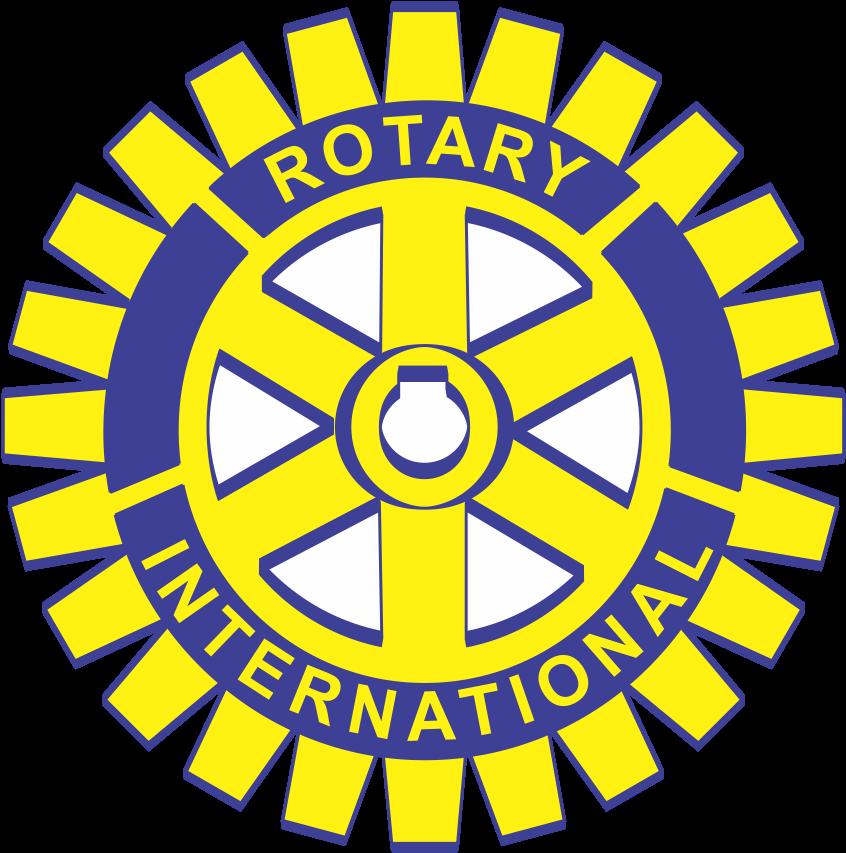 Rotary International Logo Vector Png.