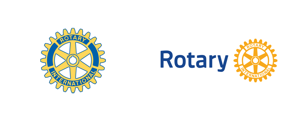 Brand New: New Logo and Identity for Rotary by Siegel+Gale.