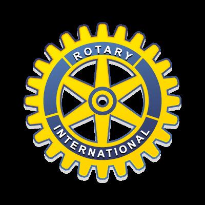 Rotary Club (.EPS) vector logo free.