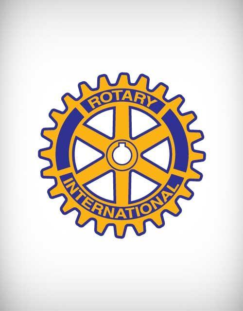 rotary international vector logo, rotary international logo.