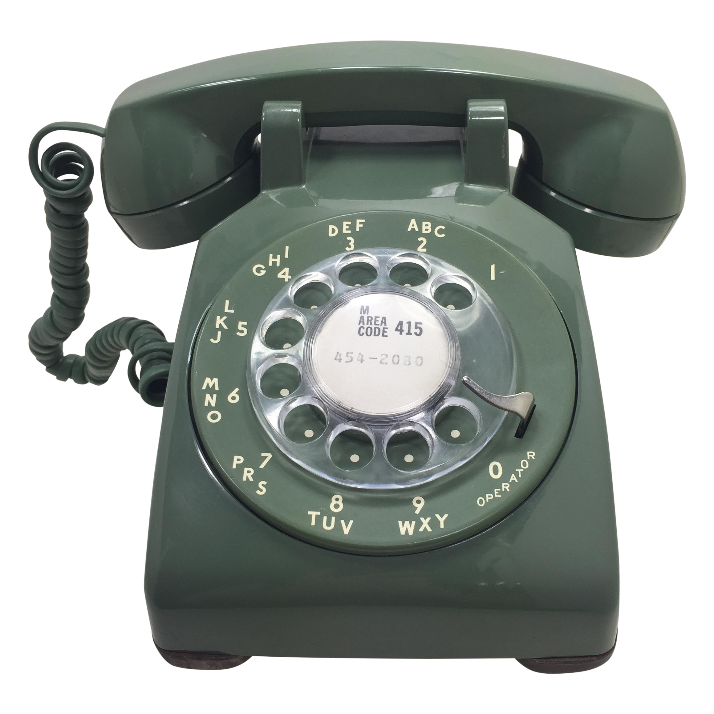Rotary Telephone Png. #52108.