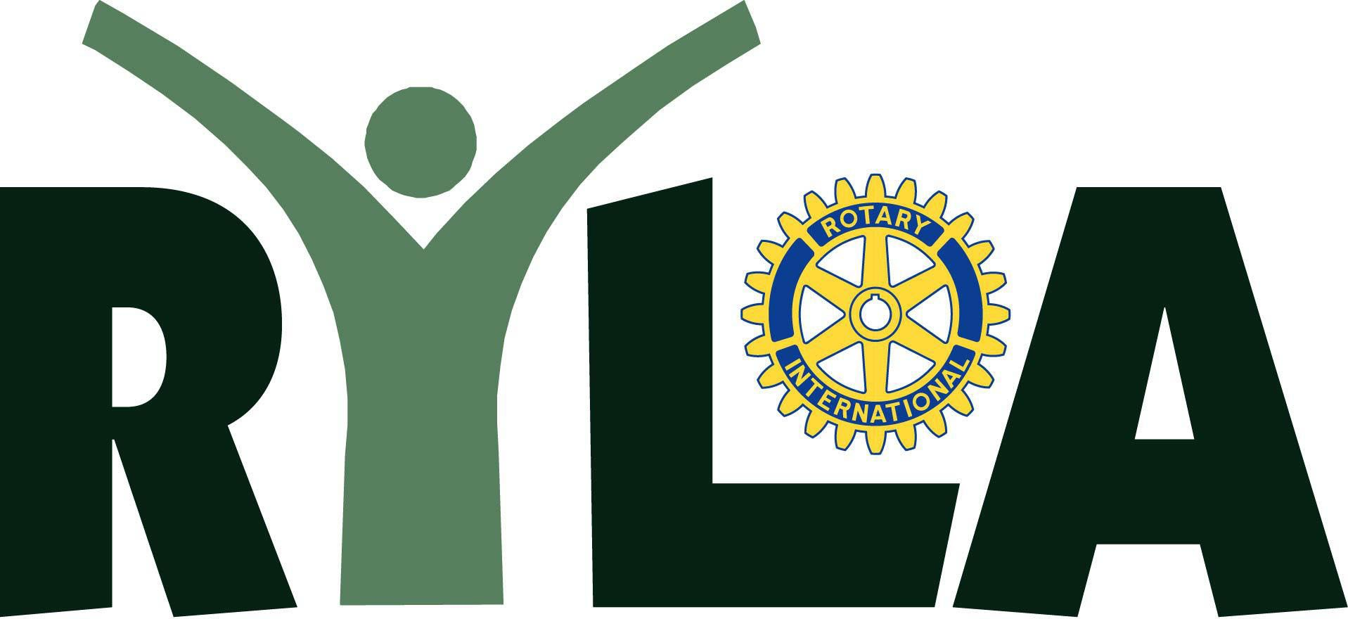 The official logo for the Rotary Youth Leadership Awards.