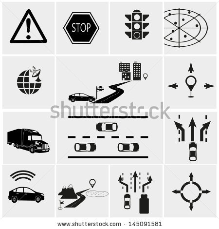 Traffic Circle Stock Photos, Royalty.