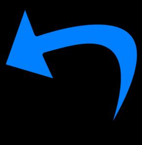 Flip arrow clipart.