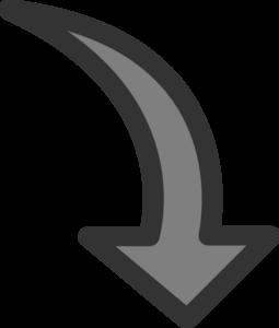 Rotate Arrow 2 Clip Art at Clker.com.