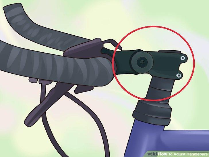 3 Ways to Adjust Handlebars.